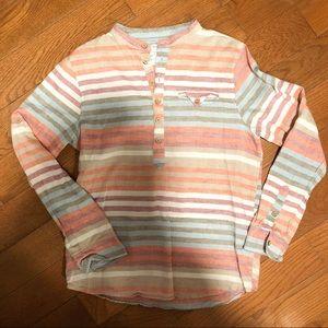 Zara Kid Boys Linen Button Down Shirt